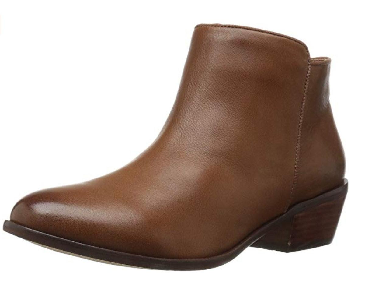 206 Collective Women's Magnolia Low Heel Ankle Bootie