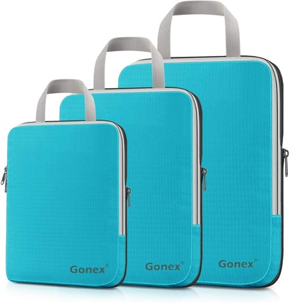 Gonex Compression Packing Cubes (3-Pack)