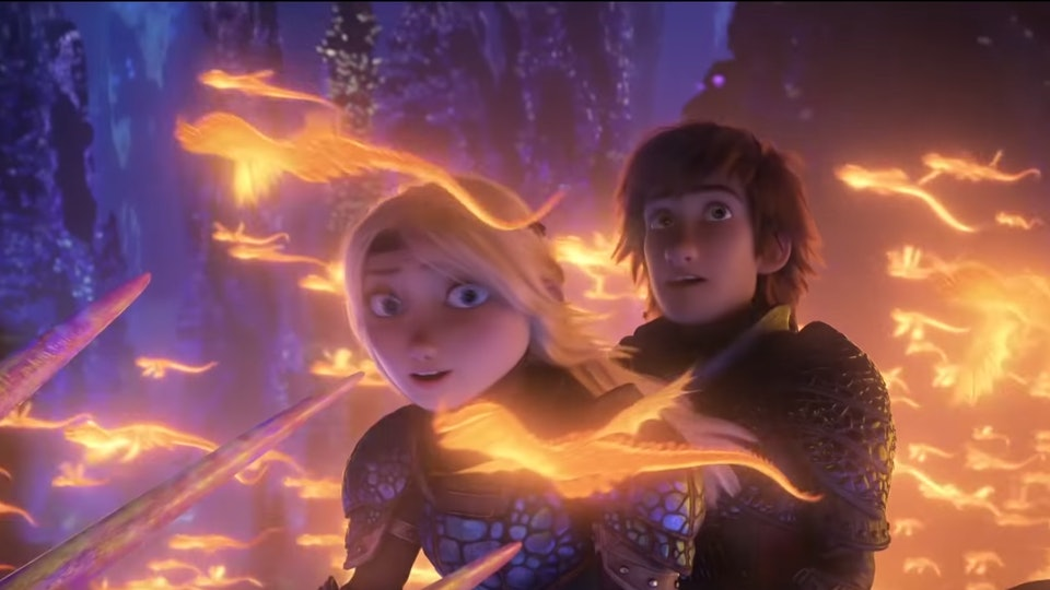 """A """"How To Train Your Dragons"""" holiday special is coming this December."""