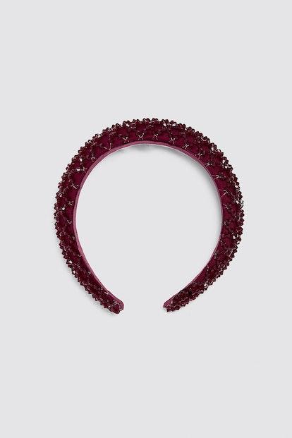 Sparkly Padded Headband