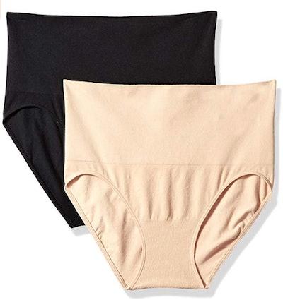 Motherhood Maternity Postpartum Seamless Support Panty (2-Pack)