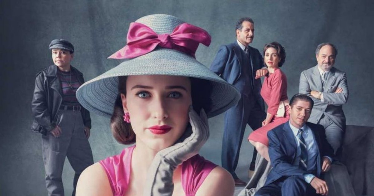 The 'Marvelous Mrs. Maisel' Season 3 Trailer Will Leave You Craving More Midge