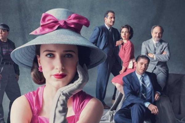 Marvelous Mrs. Maisel Season 3 Poster