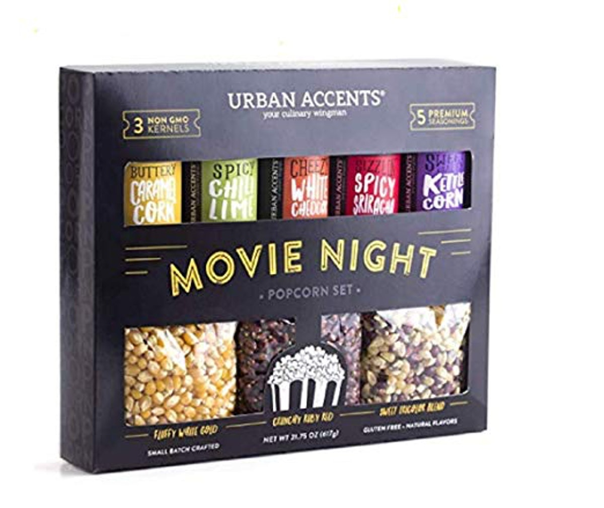 Urban Accents MOVIE NIGHT Popcorn Kernels