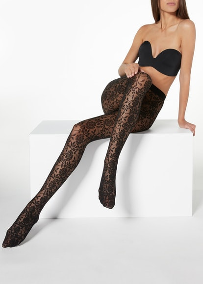 Tulle Lace Tights