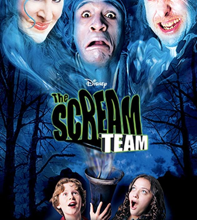 Disney Channel Original Movie The Scream Team