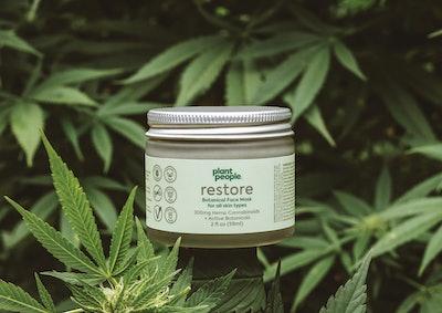 Restore Botanical Face Mask