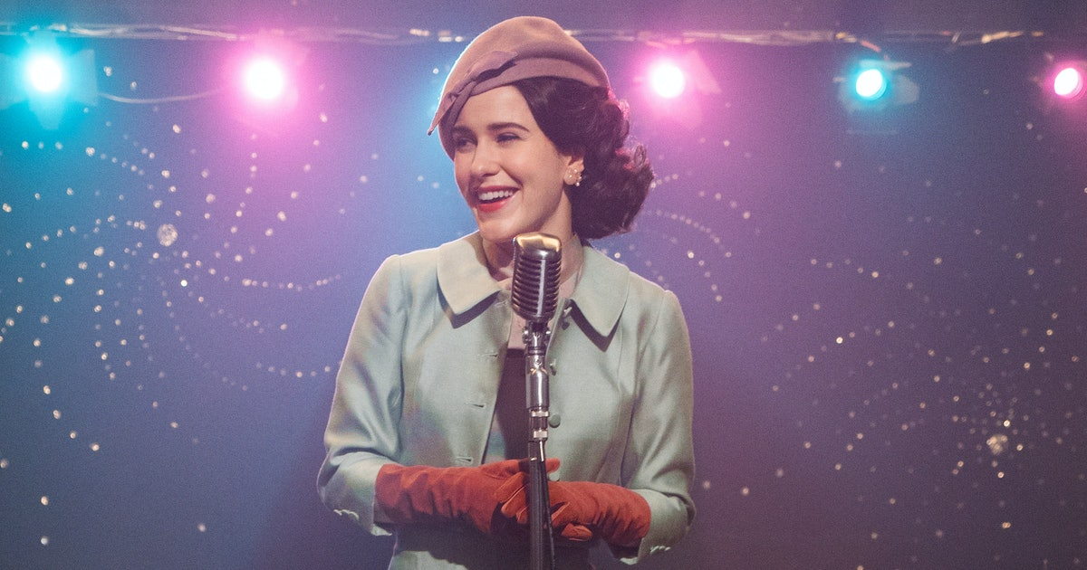 This 'Marvelous Mrs. Maisel' Trailer Features A 'Gilmore Girls' Favorite