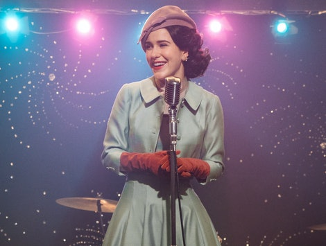 Rachel Brosnahan stars as Midge Maisel in the new Season 3 trailer