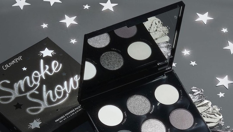 Palette from ColourPop's new collection, The Smoke Show
