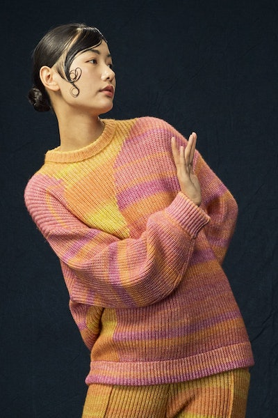 Recycled Cashmere Crew