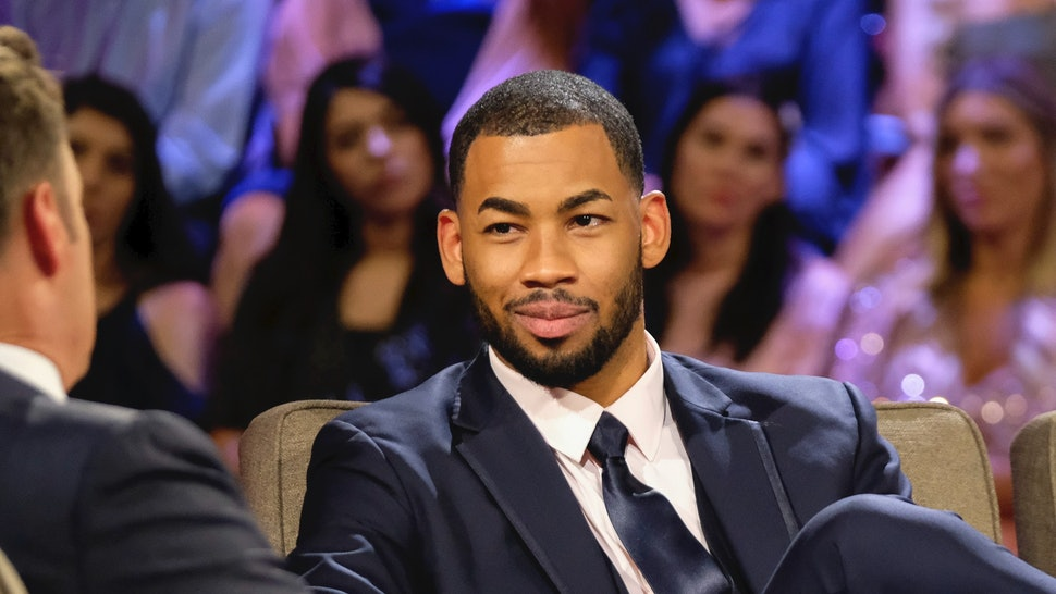 Mike Johnson from 'The Bachelorette' asked Keke Palmer on a date during 'GMA3.'