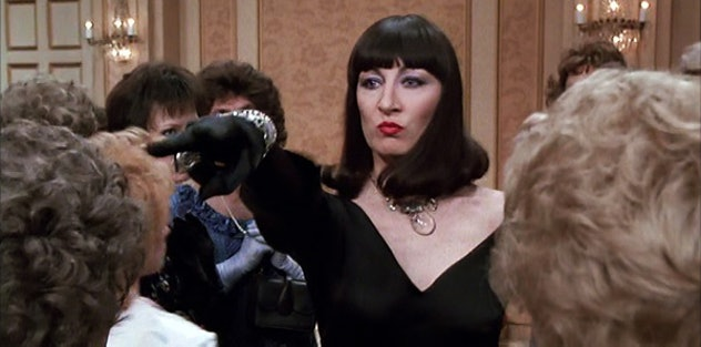 Anjelica Houston in The Witches