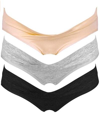 Intimate Portal Under-Bump Underwear (3-Pack)