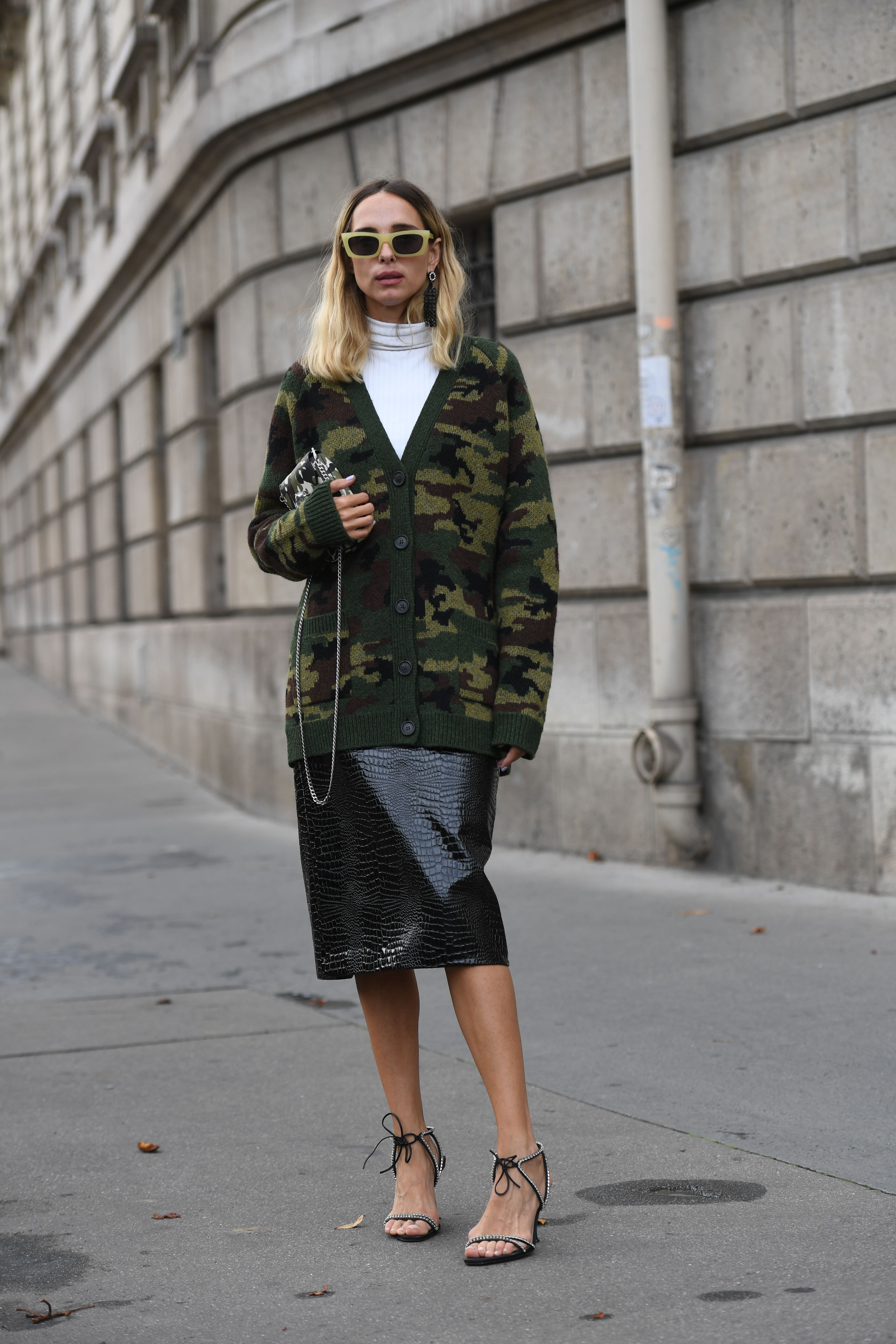 7 Sweater And Skirt Outfits You Ll Wear All Fall And Winter Long
