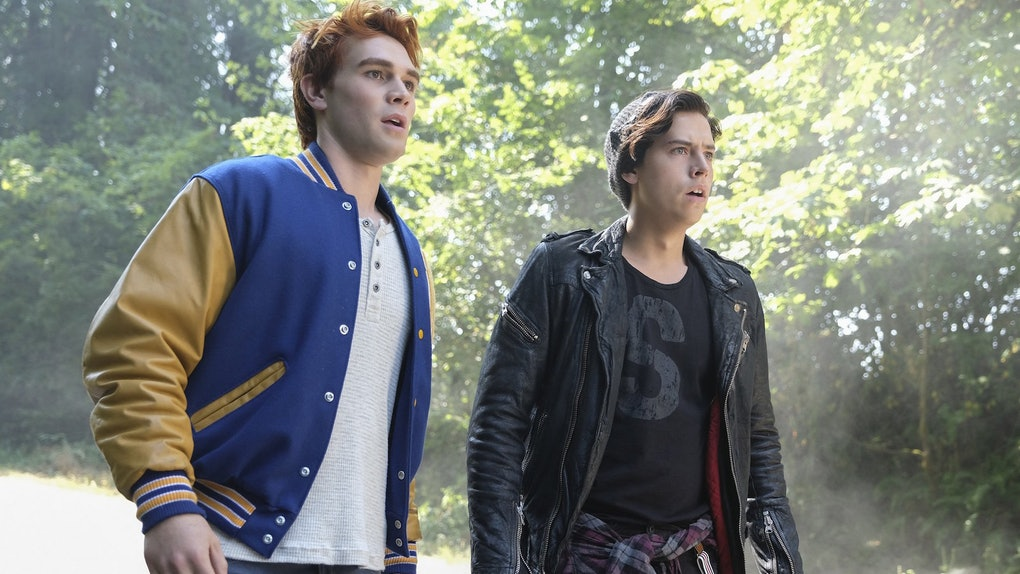 Archie and Jughead in Season 3 of 'Riverdale'
