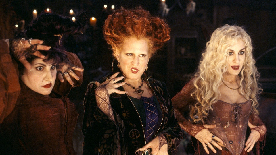 Hocus Pocus Movie Still