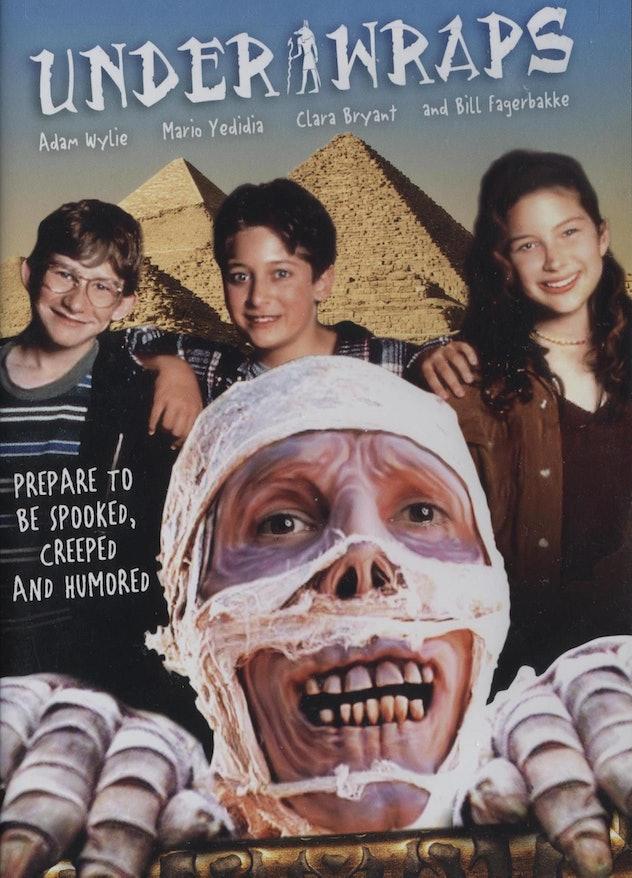 Disney Channel Movie Original Under Wraps