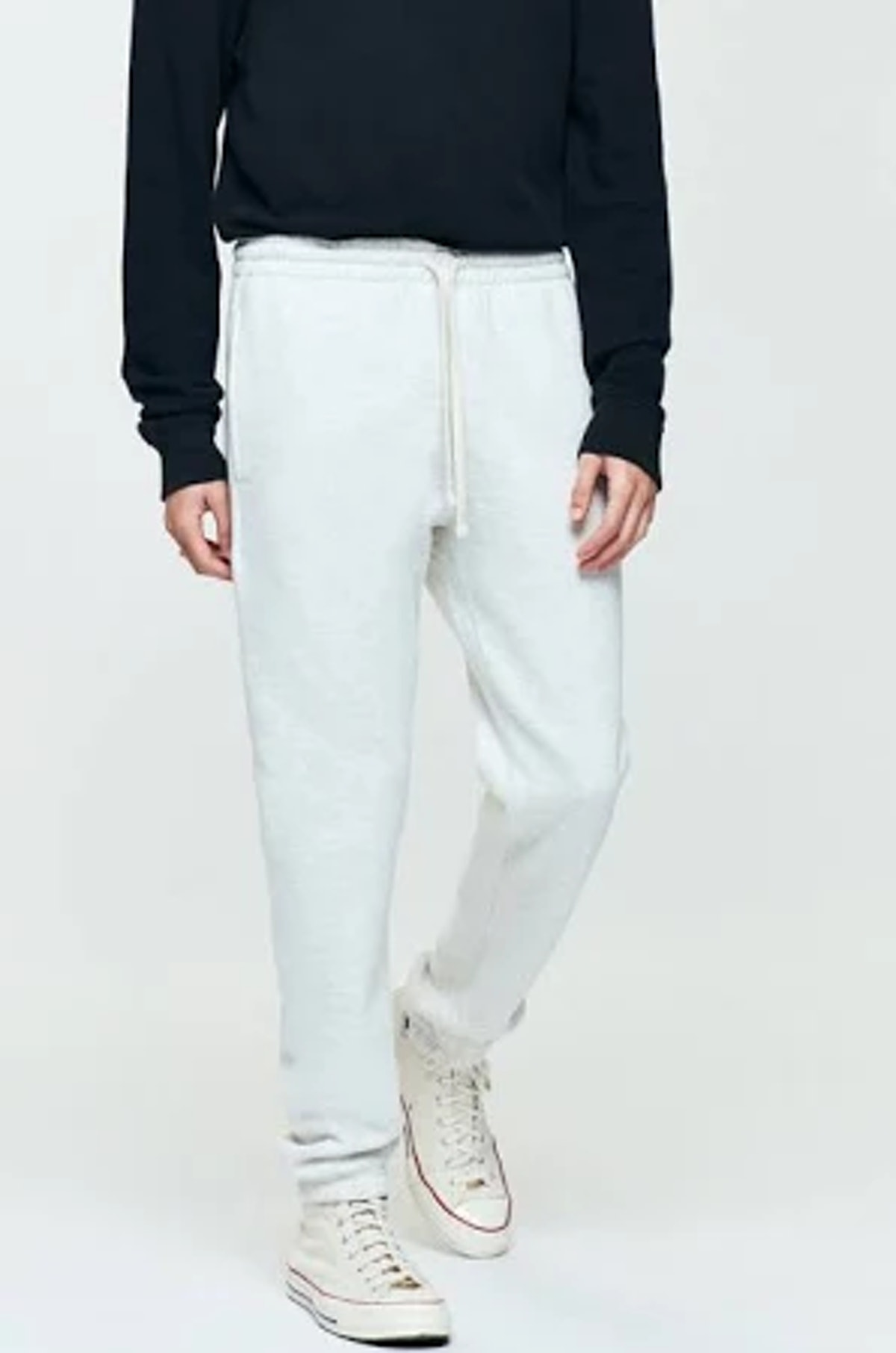 PacSun White Sweatpants