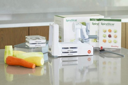 Mealthy 5-Blade Spiralizer