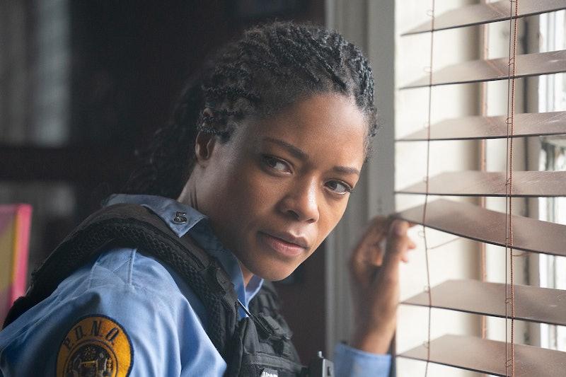 Naomie Harris as Alicia West in Black & Blue