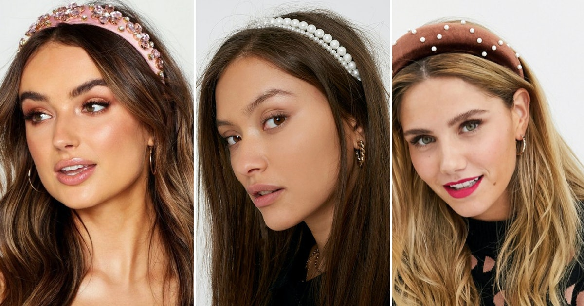 9 Decorative Headbands To Flaunt At Your Office Christmas Party