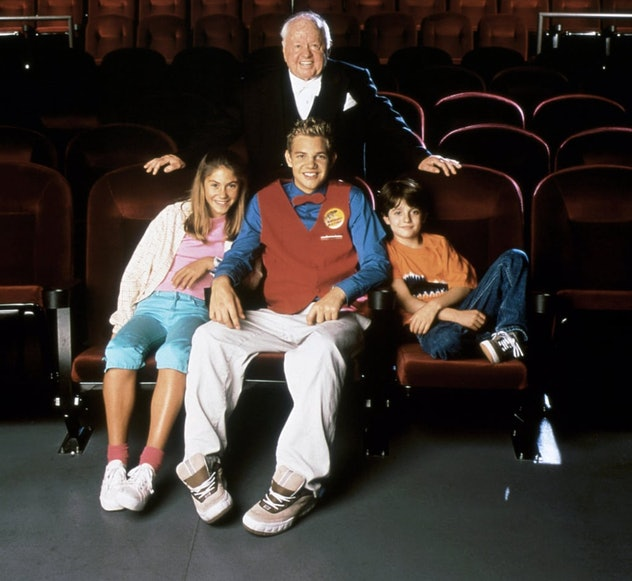 Disney Channel Original Movie Phantom of the Megaplex