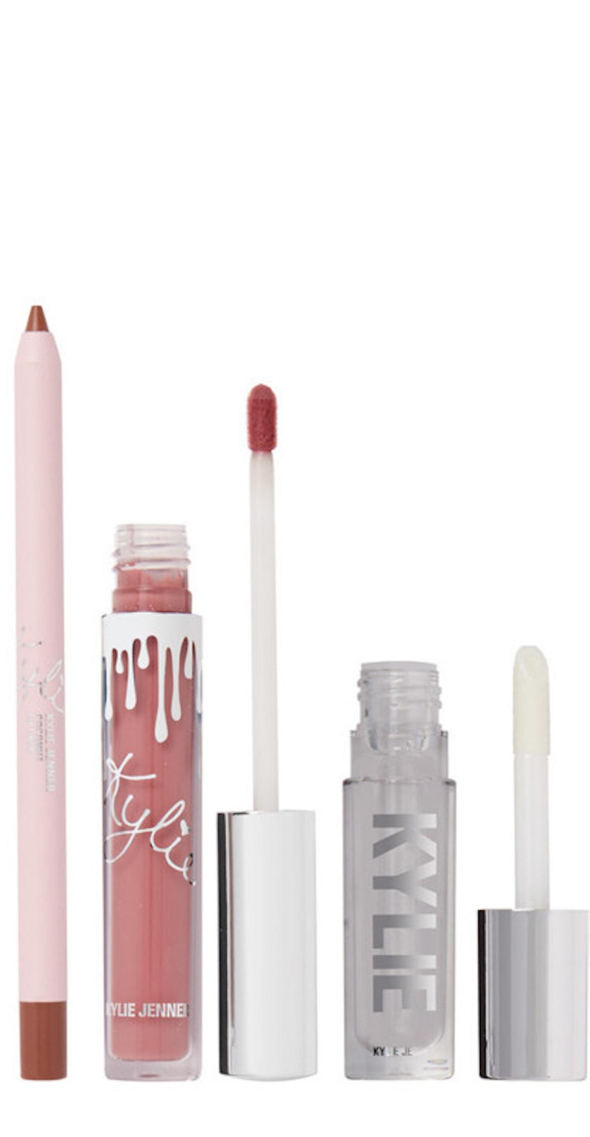 Kylie Cosmetics Kylie Holiday Lip Set