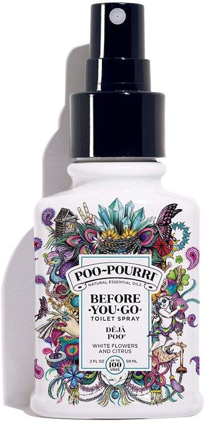 Poo-Pourri Before-You-Go Toilet Spray, Deja Poo Scent, 2 oz.