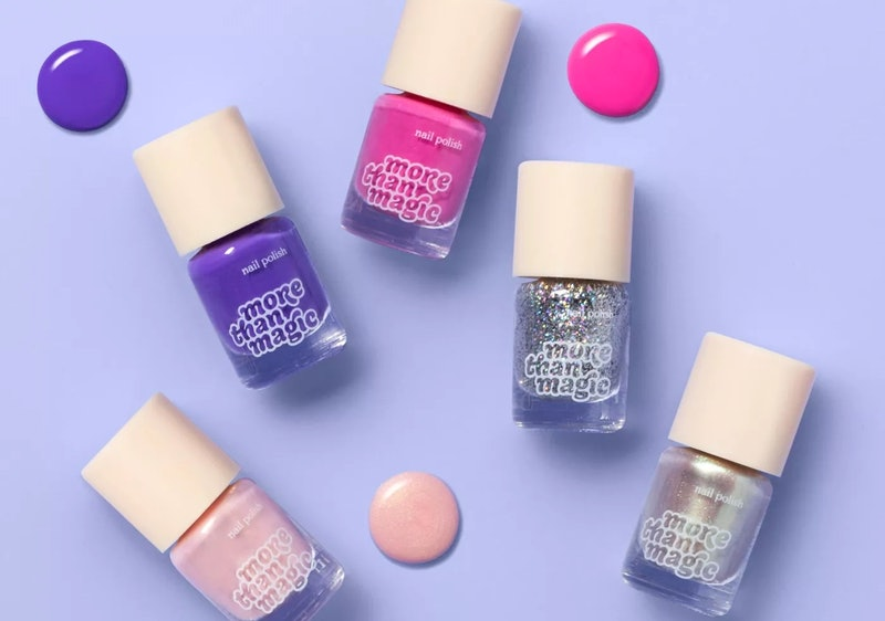 Target's October 2019 makeup arrivals include affordable gift sets, like mini nail polish kits and m...