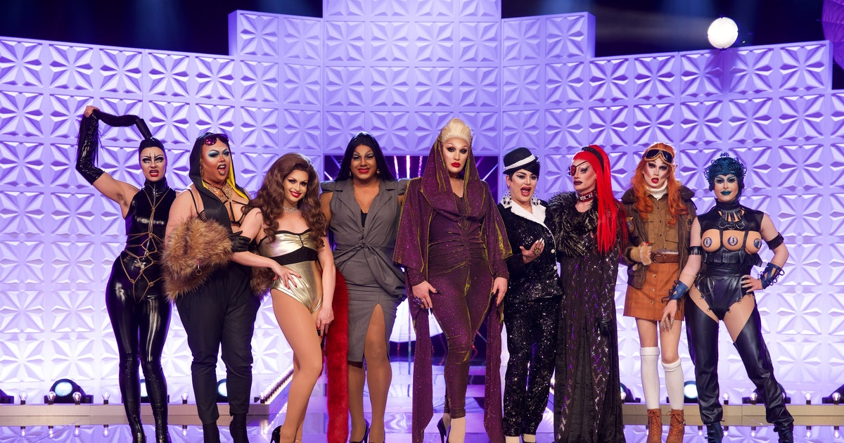 The 'RuPaul's Drag Race UK' Stars Have A WhatsApp Group & Tea Is Being Spilt