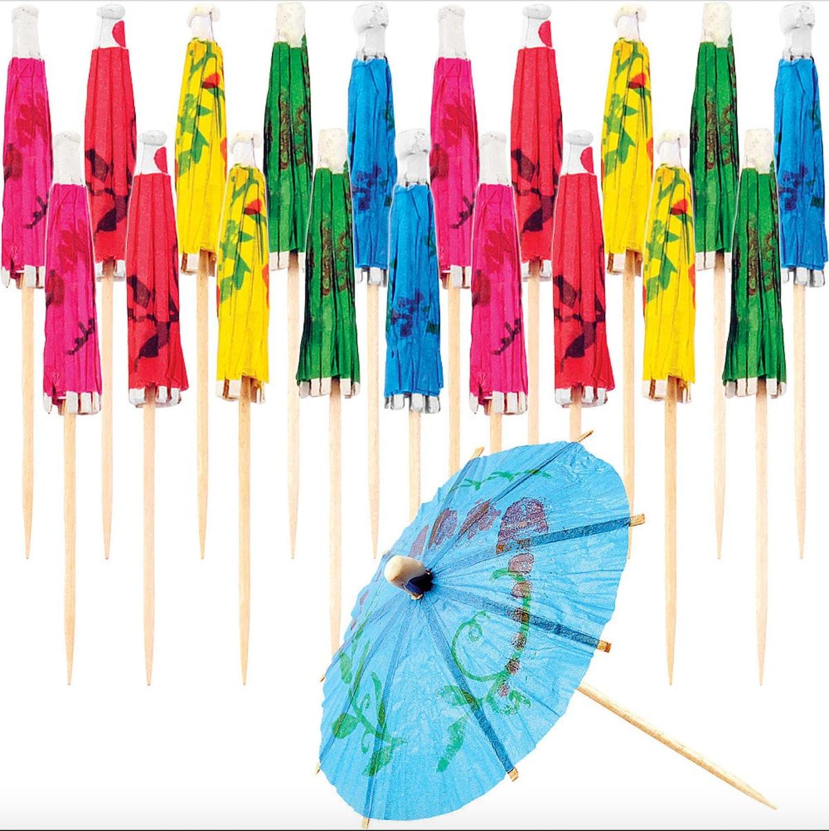 Cocktail Umbrella Picks 20ct
