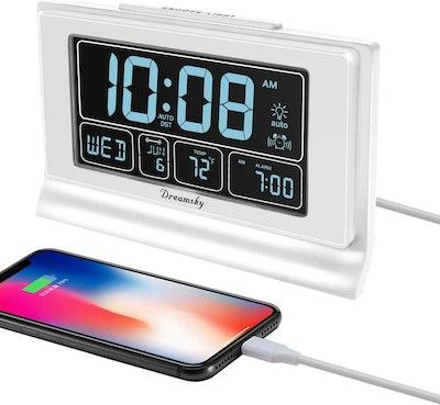 DreamSky Digital Alarm Clock