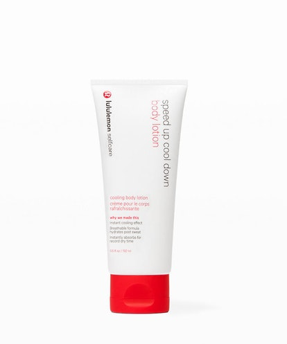 Speed Up Cool Down Body Lotion