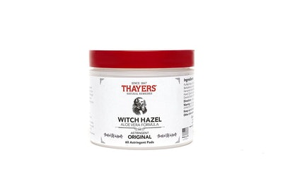Thayers Original Witch Hazel Pads