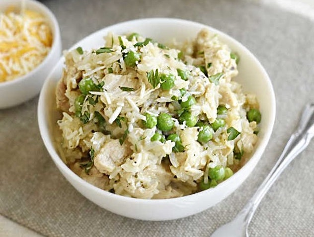 Chicken and rice instant pot recipe
