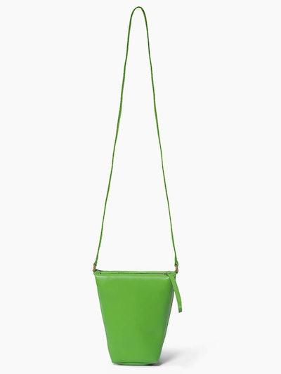 Neon Bucket Shouler Bag