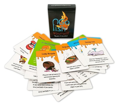 Go Fish Yourself Adult Party Game