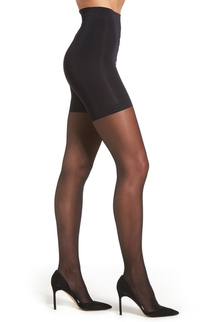 The Signature Collection Sheer Satin Pantyhose