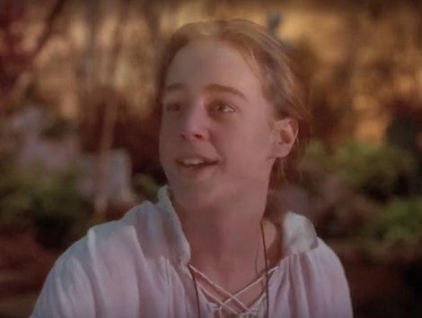 Sean Murray as Thackery Binx in Hocus Pocus