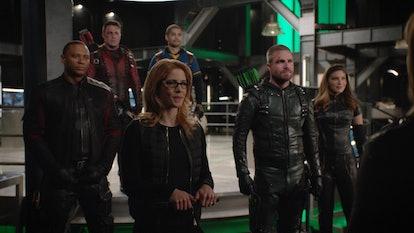 Felicity Smoak will not return for Arrow Season 8.