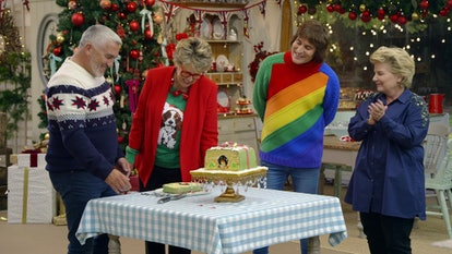 The Great British Baking Show: Holidays: Season 2 is part of Netflix's holiday TV show lineup