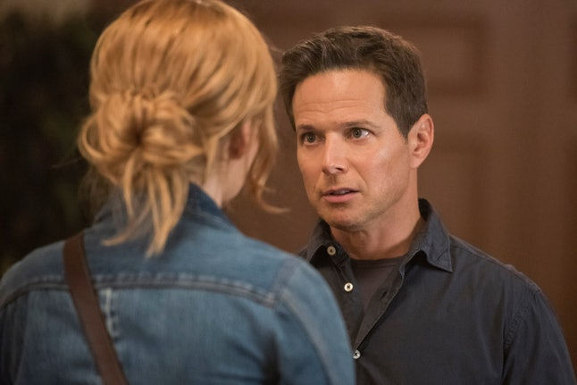 Scott Wolf as Carson Drew in the CW series Nancy Drew