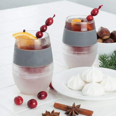 Host 2962 Wine Freeze Cooling Cups (2-Pack)