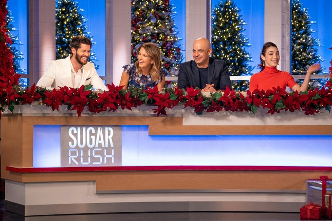 'Sugar Rush Christmas' serves as part of Netflix's holiday TV show lineup