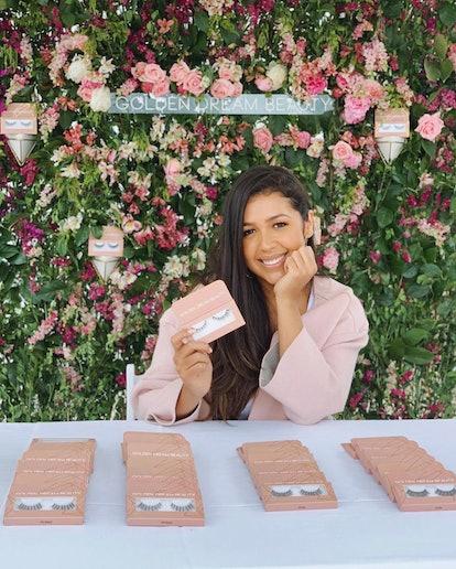 Ydelays Rodriguez, founder of Golden Dream Beauty.