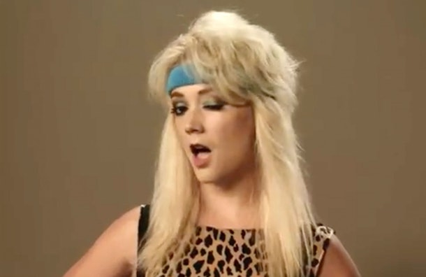 Billie Lourd as Montana in 'American Horror Story: 1984'