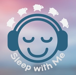The Sleep With Me podcast makes listeners fall asleep fast.
