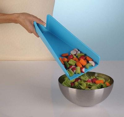 Slap Chop Folding Plastic Cutting Board (2-Pack)