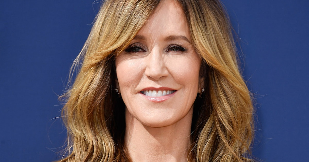Felicity Huffman Reported To Prison For The College Admissions Scandal